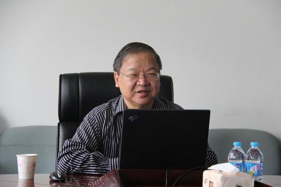 中山大学王东风教授到上海交通大学外国语学院做专题